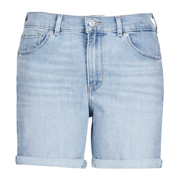 material Women Shorts / Bermudas Levi's GLOBAL CLASSIC SHORT Blue