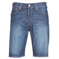 material Men Shorts / Bermudas Levi's 501® HEMMED SHORT Blue