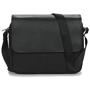 Bags Men Messenger bags LANCASTER BASIC SPORT MEN'S 14 Black