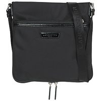 Bags Women Shoulder bags LANCASTER Basic Verni 59 Black