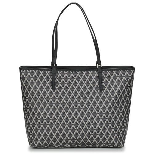 Bags Women Shopper bags LANCASTER IKON 4 Black