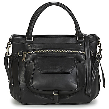 Bags Women Handbags LANCASTER SOFT VINTAGE 5767 Black