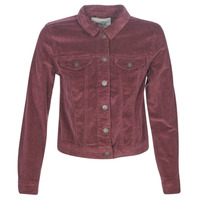 material Women Denim jackets Only ONLTIA Violet