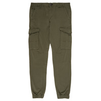 material Boy Cargo trousers  Jack & Jones JJIPAUL Kaki