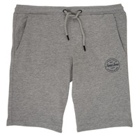 material Boy Shorts / Bermudas Jack & Jones JJISHARK Grey