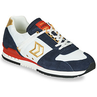 Shoes Men Low top trainers Hummel HUMMEL MARATHONA White / Blue / Red