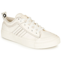 Shoes Women Low top trainers Diesel S-ASTICO LOW LACE W White