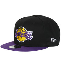 Accessorie Caps New-Era NBA 9FIFTY LOS ANGELES LAKERS Black / Violet