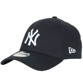Accessorie Caps New-Era LEAGUE BASIC 39THIRTY NEW YORK YANKEES Marine / White