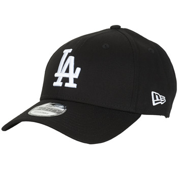 Accessorie Caps New-Era LEAGUE ESSENTIAL 9FORTY LOS ANGELES DODGERS Black / White