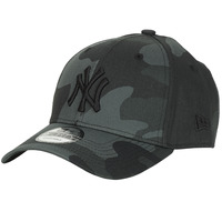 Accessorie Caps New-Era LEAGUE ESSENTIAL 9FORTY NEW YORK YANKEES Camouflage / Grey