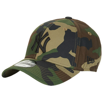 Accessorie Caps New-Era LEAGUE ESSENTIAL 9FORTY NEW YORK YANKEES Camouflage / Kaki