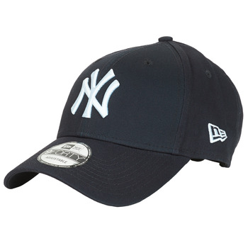 Accessorie Caps New-Era LEAGUE BASIC 9FORTY NEW YORK YANKEES Marine / White