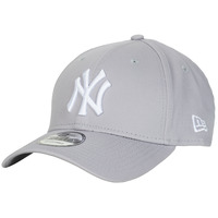 Accessorie Caps New-Era LEAGUE BASIC 9FORTY NEW YORK YANKEES Grey / White
