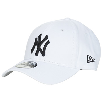 Accessorie Caps New-Era LEAGUE BASIC 9FORTY NEW YORK YANKEES White / Black