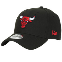 Accessorie Caps New-Era NBA THE LEAGUE CHICAGO BULLS Black / Red