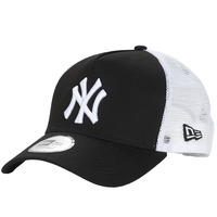 Accessorie Caps New-Era CLEAN TRUCKER NEW YORK YANKEES Black / White