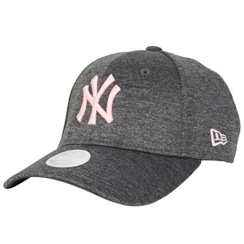 Accessorie Women Caps New-Era ESSENTIAL 9FORTY NEW YORK YANKEES Grey / Pink