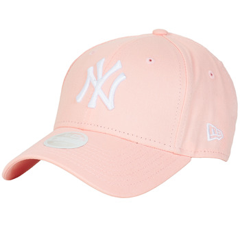 Accessorie Women Caps New-Era ESSENTIAL 9FORTY NEW YORK YANKEES Pink
