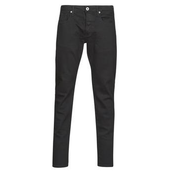 material Men slim jeans G-Star Raw 3301 Slim  black