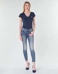 material Women Skinny jeans G-Star Raw Arc 3D Mid Skinny Wmn Medium / Aged
