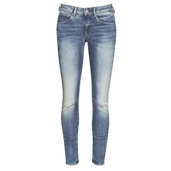 material Women Skinny jeans G-Star Raw ARC 3D MID SKINNY WMN Blue