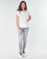 material Women Skinny jeans G-Star Raw Lynn Mid Skinny Wmn Faded / Industrial / Grey