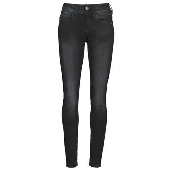 material Women Skinny jeans G-Star Raw LYNN MID SKINNY WMN Grey