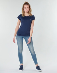 material Women Skinny jeans G-Star Raw Midge Zip Mid Skinny Wmn Lt / Vintage / Aged / Destroy