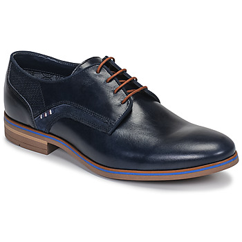 Shoes Men Derby shoes André JACOB Blue