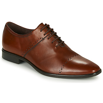 Shoes Men Brogue shoes André CUTTY Brown