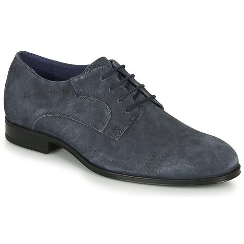 Shoes Men Derby shoes André MARVINO Blue
