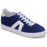 Shoes Men Low top trainers André GILOT 2 Blue