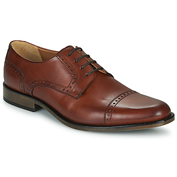 Shoes Men Derby shoes André LORDMAN Brown