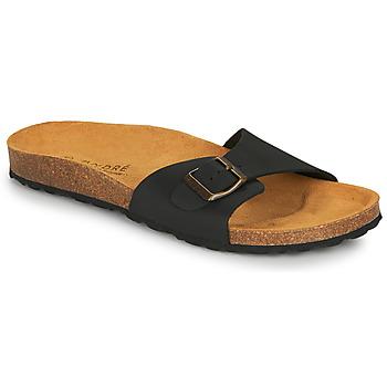 Shoes Men Sandals André NUSPRINT Black