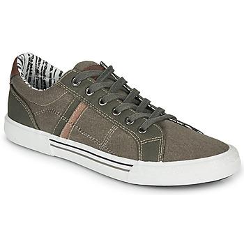 Shoes Men Tennis shoes André SUNWAKE Kaki