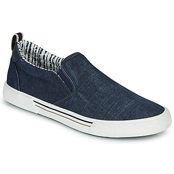 Shoes Men Slip ons André SLEEPY Blue
