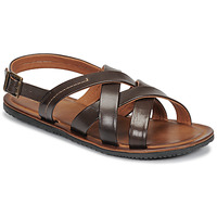 Shoes Men Sandals André SOLEIL Brown
