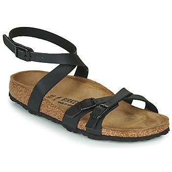 Shoes Women Sandals Birkenstock BLANCA Black