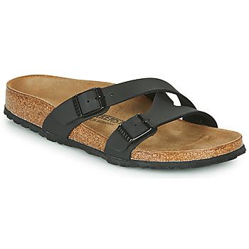 Shoes Women Mules Birkenstock YAO BALANCE Black