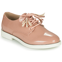 Shoes Girl Derby shoes André ROSINE Pink