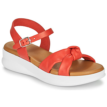 Shoes Girl Sandals André NORA Red