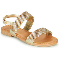 Shoes Girl Sandals André DORIANNE Gold