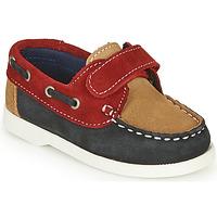 Shoes Boy Derby shoes André MALOT Blue