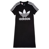 material Girl Short Dresses adidas Originals SALOME Black