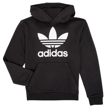 material Children sweaters adidas Originals ZACK Black