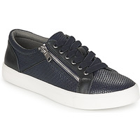 Shoes Women Low top trainers Damart LORELA Marine