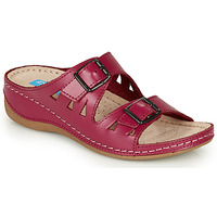 Shoes Women Mules Damart BREZIA Pink