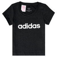 material Girl short-sleeved t-shirts adidas Performance NATRAZ Black