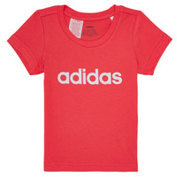material Girl short-sleeved t-shirts adidas Performance MAKIT Pink